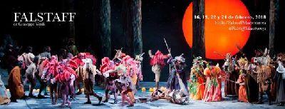 Ópera: Falstaff en el Teatro de la Maestranza de Sevilla