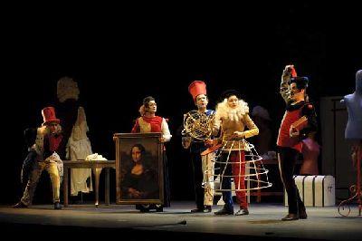 Ópera para familias Allegro Vivace en el Teatro de la Maestranza de Sevilla