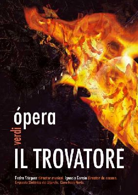 Ópera: Il Trovatore de Verdi en Fibes Sevilla