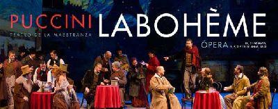 Ópera: La bohème en el Teatro de la Maestranza de Sevilla 2017