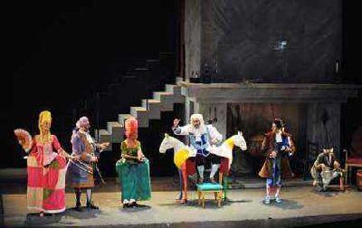 Ópera infantil: La Cenicienta en el Maestranza de Sevilla 2018