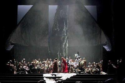 Ópera: Otelo en el Teatro de la Maestranza de Sevilla