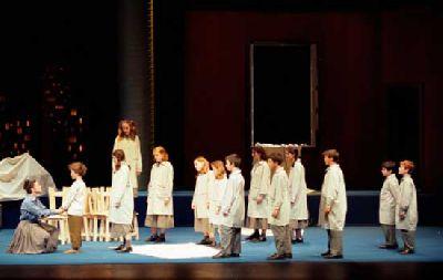 Óperas familiares en el Teatro de la Maestranza de Sevilla 2015