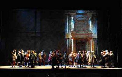 Ópera: Rigoletto de Verdi en el Teatro de la Maestranza Sevilla