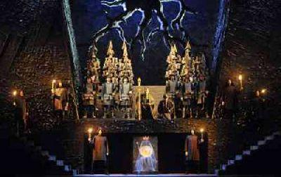 Óperas: Šárka y Cavalleria rusticana en el Maestranza de Sevilla