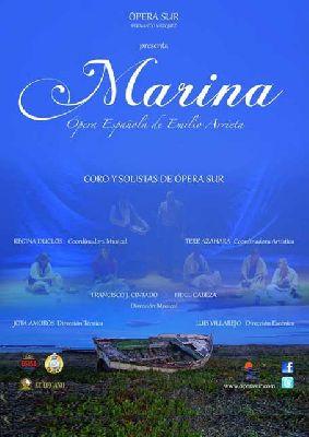Ópera: Marina en la sala Joaquín Turina de Sevilla