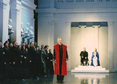 Ópera: Tannhäuser en el Teatro de la Maestranza de Sevilla