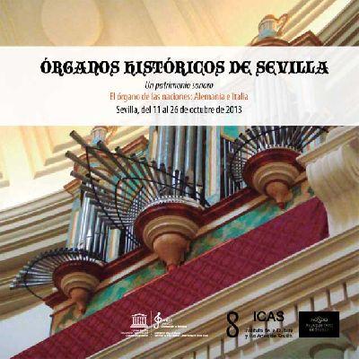 Órganos Históricos de Sevilla 2013