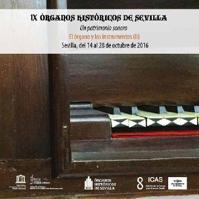 Órganos Históricos de Sevilla 2016