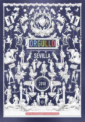 Marcha del orgullo gay (LGTBI) en Sevilla 2018