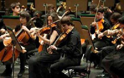 Concierto: Orquesta Joven de Andalucía en el Maestranza de Sevilla 2016