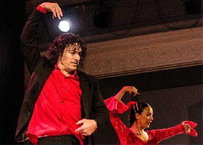 Flamenco: Óscar de los Reyes en el CICUS Sevilla (21 Grados)