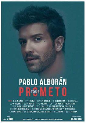 Concierto: Pablo Alborán en Sevilla 2018