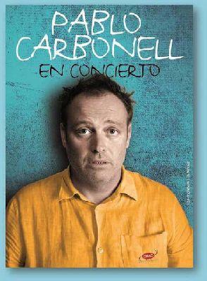 Concierto: Pablo Carbonell en el FunClub Sevilla