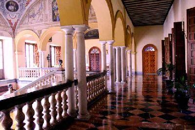 Visitas culturales al Palacio Arzobispal de Sevilla