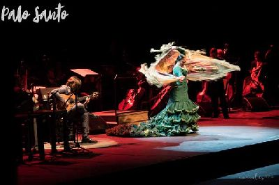 Flamenco: Palo Santo en el Cartuja Center de Sevilla