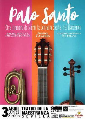 Flamenco: Palo Santo en el Teatro de la Maestranza de Sevilla