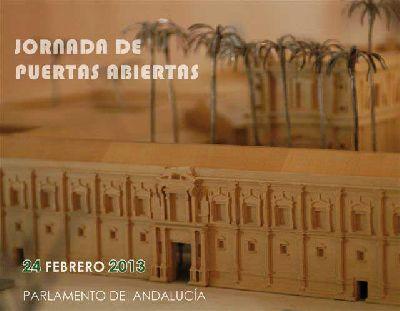 Visitas al Parlamento por el Día de Andalucía 2013