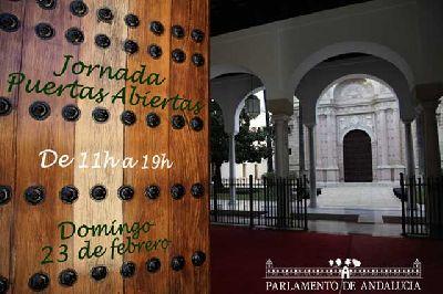 Visitas al Parlamento por el Día de Andalucía 2014