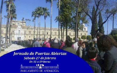 Visitas al Parlamento por el Día de Andalucía 2016