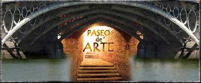 Mercado Paseo de Arte del Barrio de Triana en Sevilla