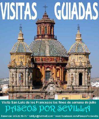 Visitas a la iglesia de San Luis por Paseos por Sevilla