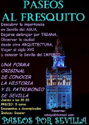 Visitas guiadas de Paseos por Sevilla