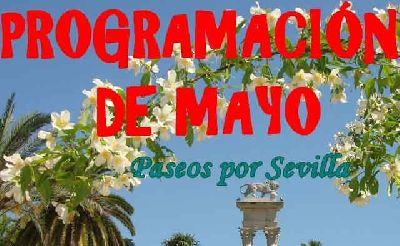Programación de Paseos por Sevilla (mayo 2018)