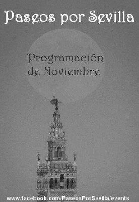 Programación de Paseos por Sevilla (noviembre 2017)