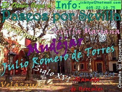 Programación de Paseos por Sevilla (octubre 2013)