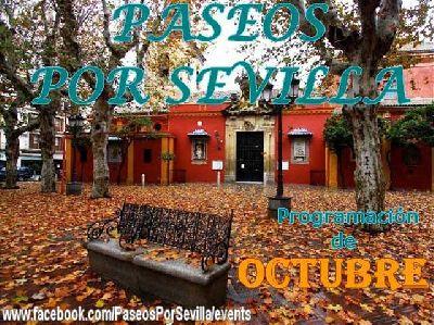 Programación de Paseos por Sevilla (octubre 2017)