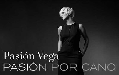 Foto promocional de Pasión por Cano de Pasión Vega