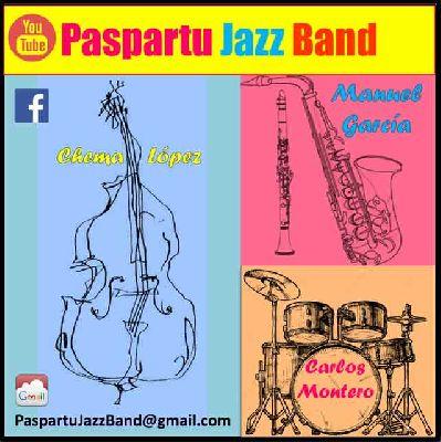 Concierto: Paspartú Jazz Band en la Terraza Pura Vida Sevilla