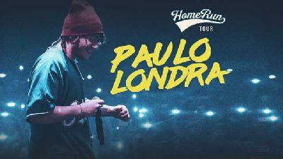 Imagen de la gira Homerun Tour de Paulo Londra