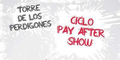 I Ciclo Pay After Show en la Torre de los Perdigones de Sevilla