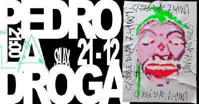 Cartel del concierto de Pedro LaDroga en la Sala X de Sevilla 2019