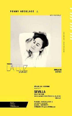 Concierto: Penny Necklace en FunClub Sevilla 2017