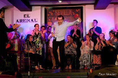 Flamenco: Pepe Torres en el ciclo 21 Grados Sevilla