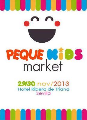 Peque Kids Market en el Hotel Ribera de Triana de Sevilla