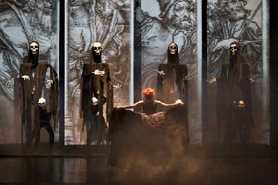 Teatro: Perséfone de Comediants en Sevilla