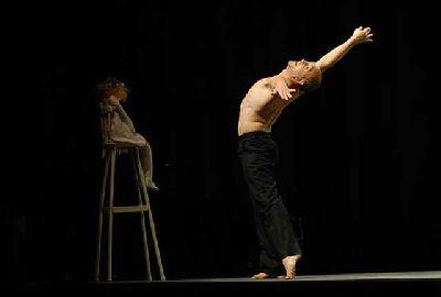 Danza: ¡Petroff sólo quiere bailar! en La Imperdible de Sevilla