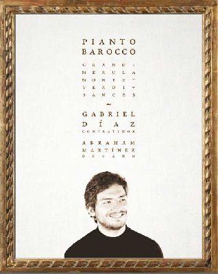 Concierto: Pianto Barocco en la iglesia del Santo Ángel de Sevilla