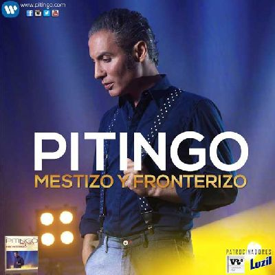 Foto promocional de Mestizo y fronterizo de Pitingo