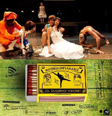 Danza: Jan Lauwers y Weickert en el Teatro Central Sevilla