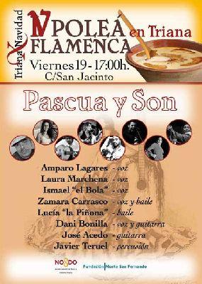 IV Poleá Flamenca de Triana Sevilla 2014