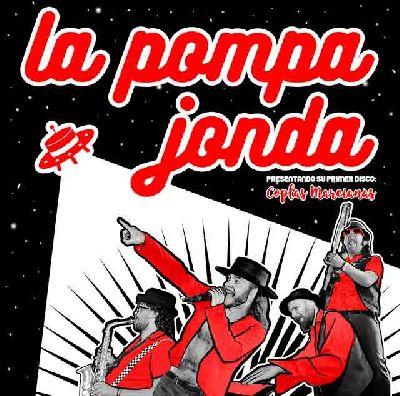Concierto: La pompa Jonda en Malandar Sevilla (noviembre 2017)