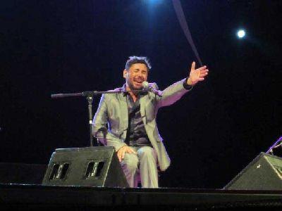 Concierto: Miguel Poveda en Sevilla (Fibes)