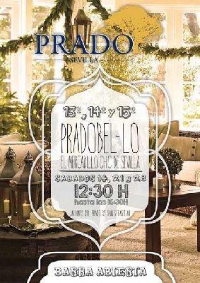 Mercadillo Pradobel-lo Sevilla en el Prado (diciembre 2013)