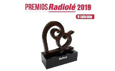Cartel de la quinta edición de la Gala de Entrega de los Premios Nacionales de Radiolé