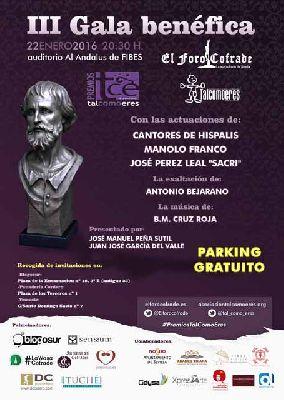 Gala Benéfica Premios Tal Como Eres en Fibes Sevilla 2016